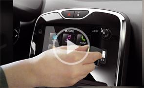 Renault Media Nav Services - Map updates for your navigation